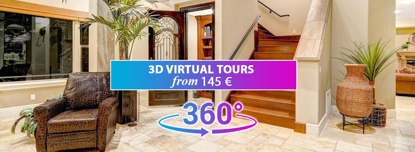 360 Virtual Tour Service Marbella - ONYX WEB STUDIOS   3D